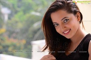 Arya Rao in Hotel Room