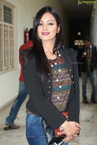 Heroine Aakanksha