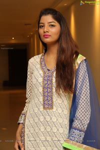 Aaliya at Dulhan Exhibition