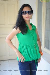 Heroine Asha Rathod