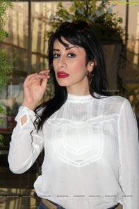 Model Nazia at JRC