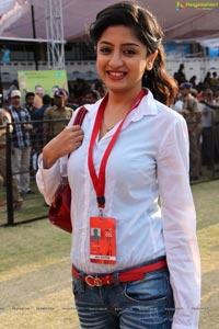 Poonam Kaur CCL4 Hyderabad