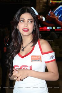 Shruthi Hassan CCL4 Photos