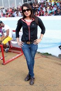 Nikitha CCL Photos