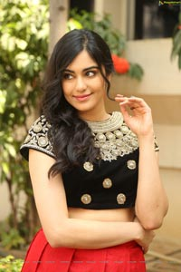 Adah Sharma HD Wallpapers
