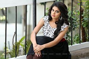 Indian Film Actress Shravyah