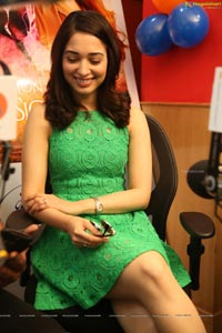Tamannaah in Green Dress