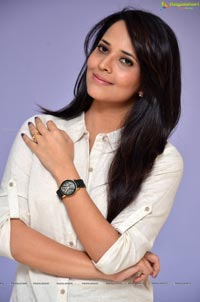 Anasuya Anchor Actress