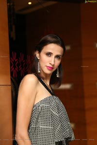Alesia Raut At Miss And Mrs Asia Pacific 2017 Launch Party
