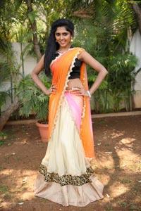 Charishma Shreekar at Trendz Exhibition