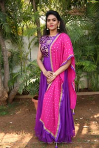 Priya Naidu at Trendz Exhibition