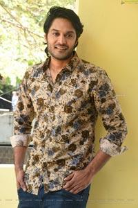 Aberaam Varma at Raahu Movie Interview