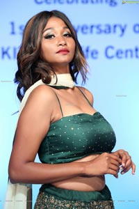 Ankita Chatterjee a KIMS LivLife Centre Anniversary