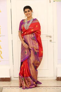 Ashima Narwal at Alankar Makeup Studio