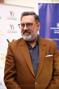 Boman Irani at YI - Young Indians Annual Day Celebrations