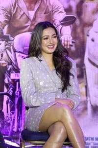 Catherine Tresa at World famous Lover Movie Interview