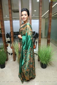 Catherine Tresa at Bazaar Hyderabad Launch