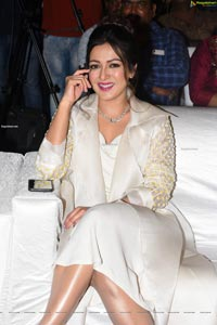 Catherine Tresa at World famous Lover Trailer Launch
