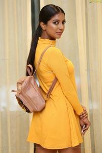 Chandana Rao at Fashion Fiesta Fashion Show