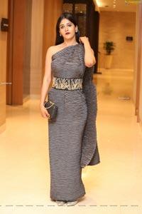 Chandini Chowdary at Aha Media OTT Platform Launch