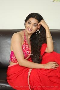 Digangana Suryavanshi at Valayam Interview