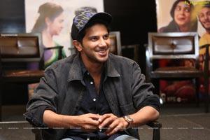 Dulquer Salmaan at Kanulu Kanulanu Dochayante Interview