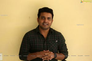 Getup Srinu at 3 Monkeys Movie Interview