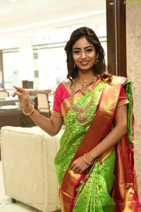 Honey Chowdary at Manepally Jewellers
