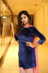 Honey Choudary at D'sire Exhibition Hyderabad 2020