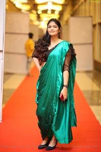Kalpika Ganesh at HIT Pre-Release Event