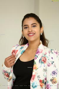 Komalee Prasad at AOAO Press Meet