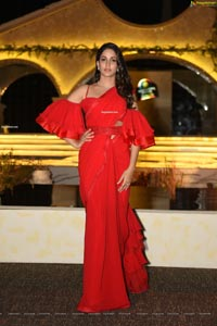 Lavanya Tripathi at Blenders Pride Fashion Tour