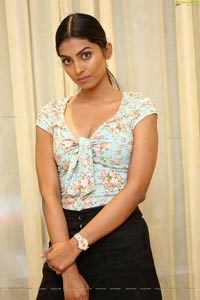 Madhu Sri Gupta at Fashion Fiesta Fashion Show