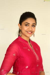 Malavika Satheesan at Choosi Choodangane Press Meet