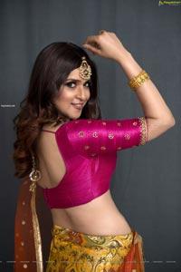 Mannara Chopra Photoshoot
