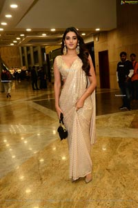 Nidhhi Agerwal at Blenders Pride Fashion Tour