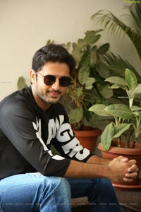 Nithiin at Bheeshma Movie interview