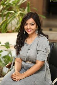 Nithya Shetty at O Pitta Katha Press Meet