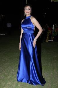 Pallavi Walia Raj at Cure Foundation's Event