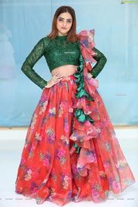 Pooja Thakur at Meenakshi The Royal Couture