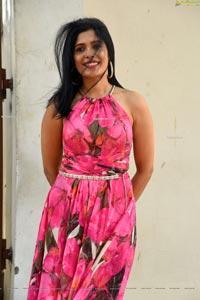 Pragathi Yadhati at Screenplay Press Meet