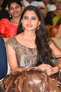 Preethi Asrani at Pressure Cooker Pre-Release