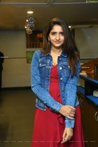 Priya Murthy at AB's Sea Food Festival 'Sailor Fare'