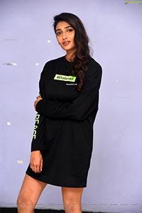 Priya Vadlamani at College Kumar Press Meet