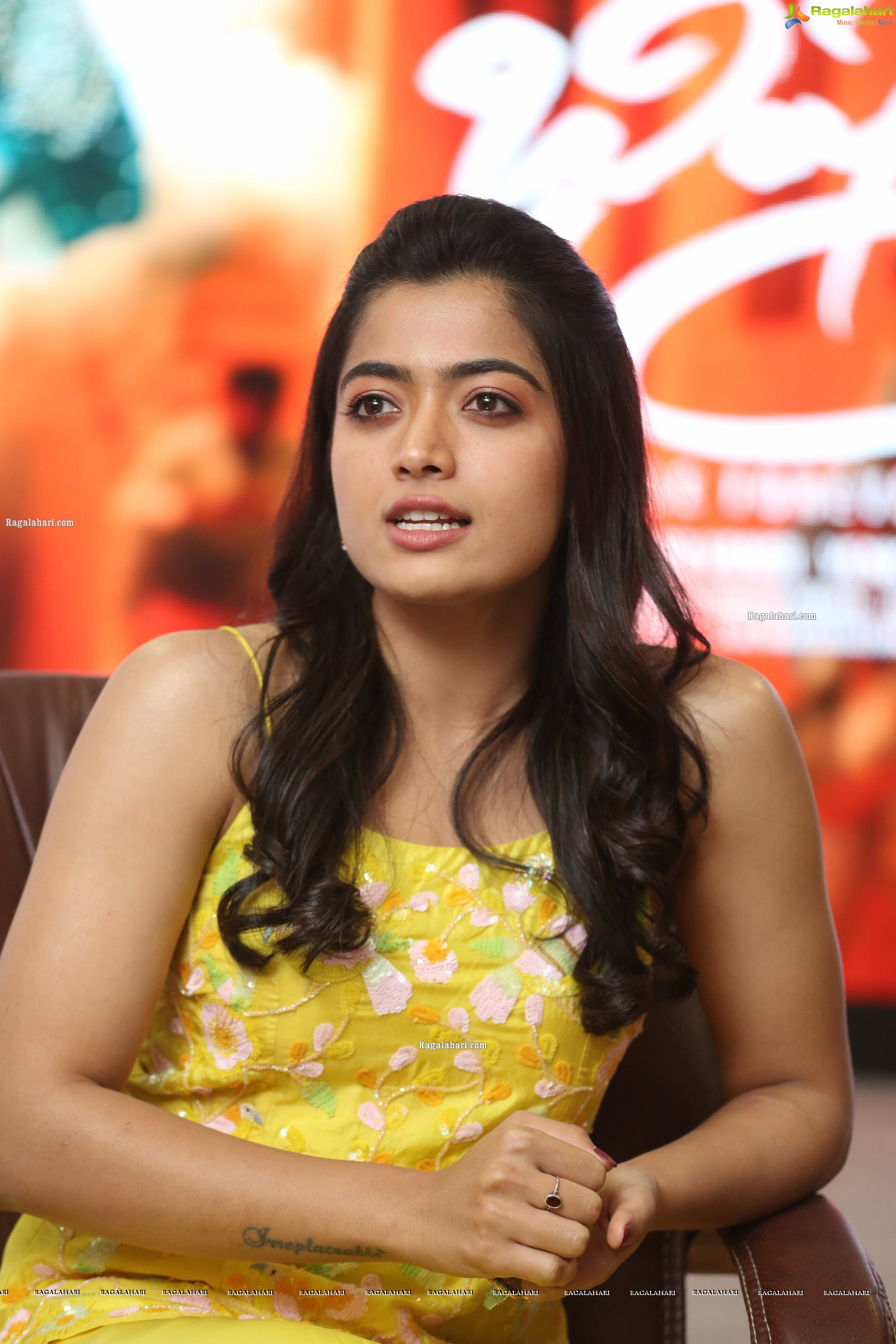 Rashmika Interview About Bheeshma Allu Arjun S Film