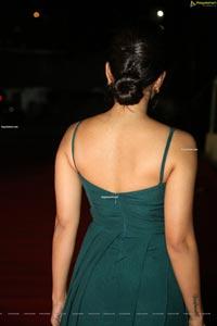 Rashmika Mandanna at Bheeshma Pre-Release Event