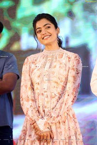 Rashmika Mandanna at Bheeshma Success Meet
