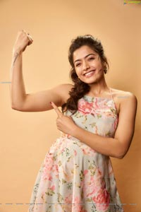 Rashmika Mandana Latest Photoshoot