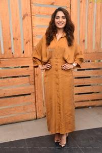 Ruhani Sharma at HIT Movie Press Meet