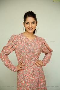 Ruhani Sharma at HIT Trailer Launch